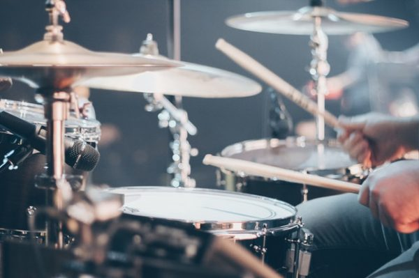 4 Week Drum Set program with Richie Barshay